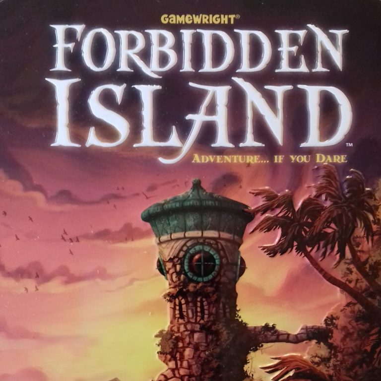 Forbidden Island – A Board Game Journey Step 3