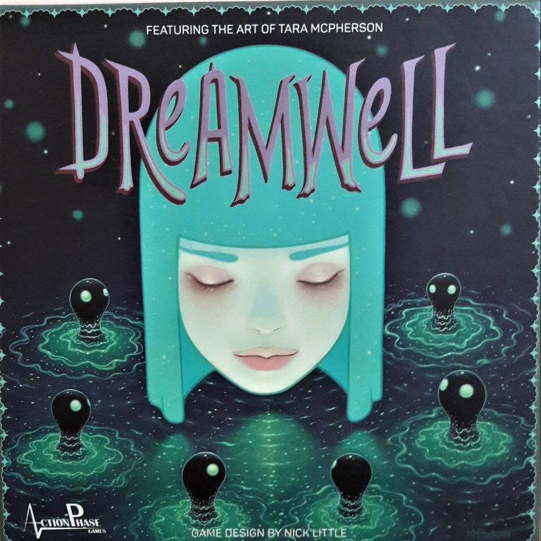 Dreamwell – A Board Game Journey Step 4