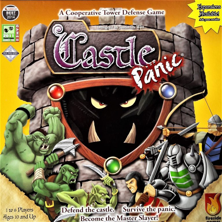 Read more about the article Castle Panic – A Board Game Journey Step 7