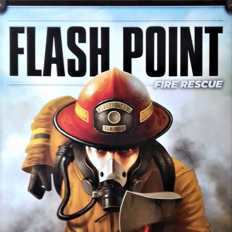 Flash Point: Fire Rescue – A Board Game Journey Step 8