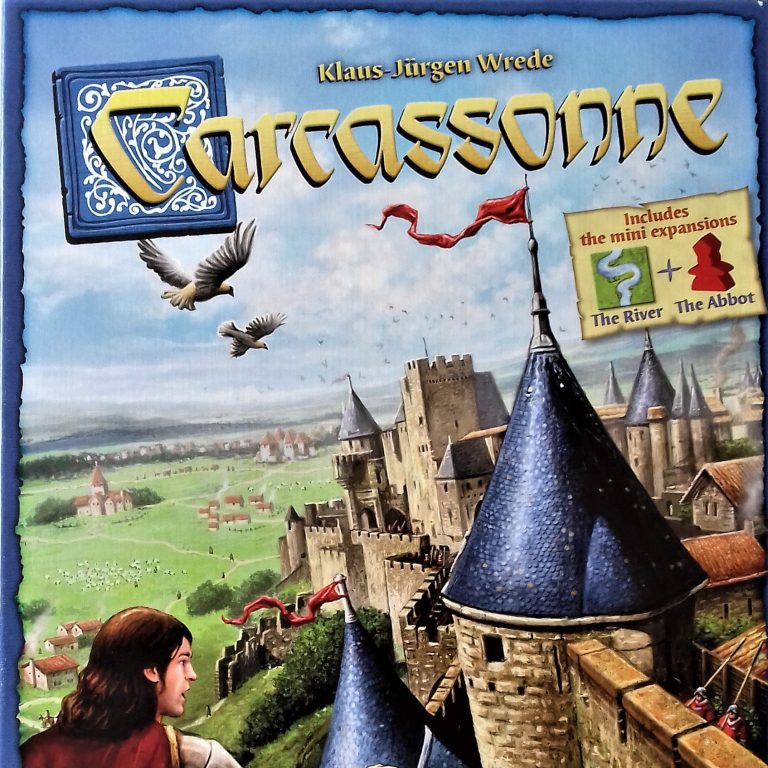 Carcassonne – A Board Game Journey Step 9