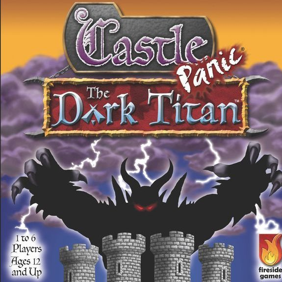 Read more about the article Castle Panic: The Dark Titan
