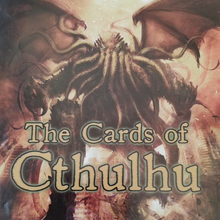 Read more about the article The Cards of Cthulhu – Review