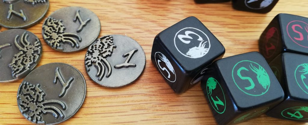 Cads of Cthulu Components