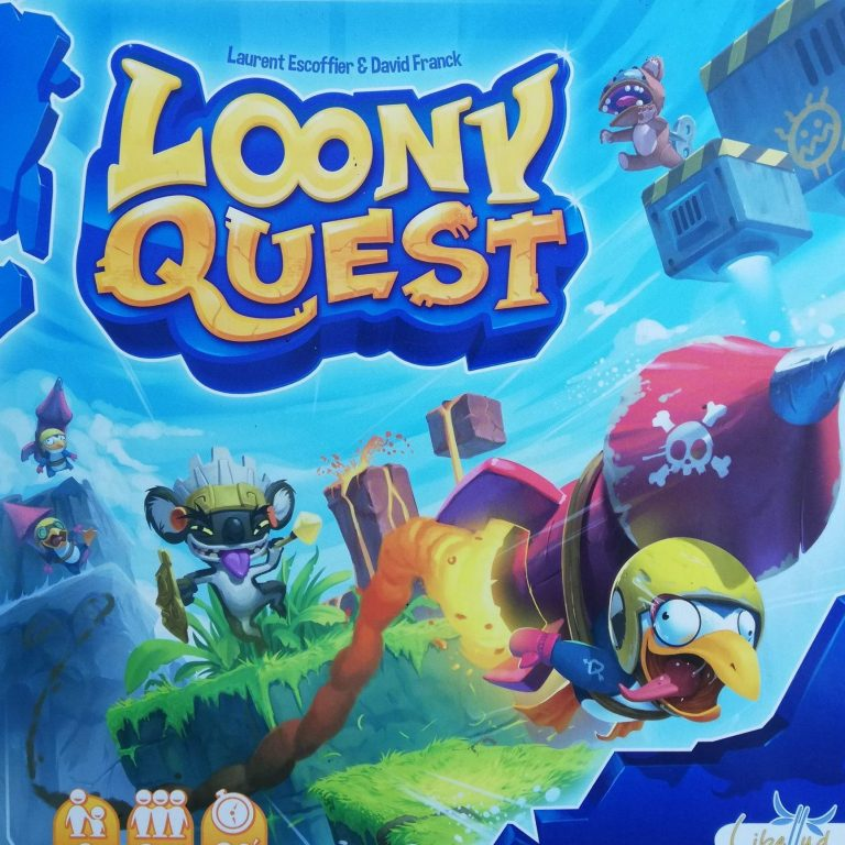Read more about the article Loony Quest