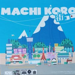 Machi Koro – A Board Game Journey Step 1