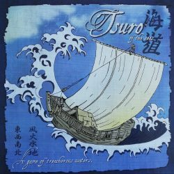Tsuro of the Seas – A Board Game Journey Step 2