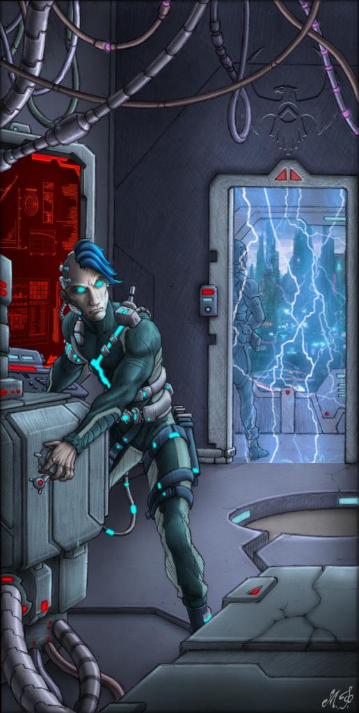 Nightlancer Cybercracker