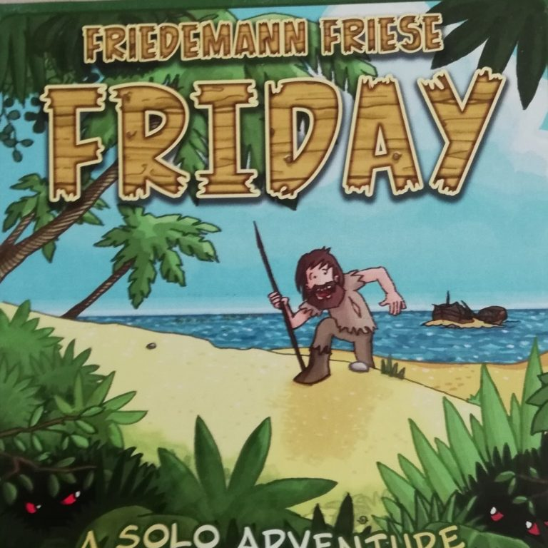 Read more about the article Friday – A Board Game Journey Step 5