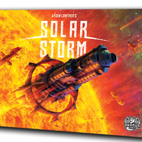 Read more about the article Interview: Ayden Lowther, designer of Solar Storm
