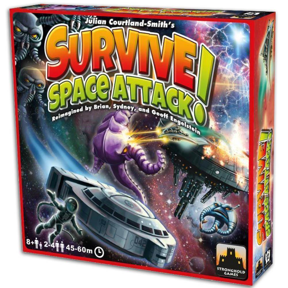 Survive Space Attack