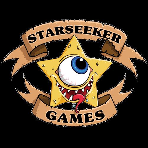 StarSeeker Games logo