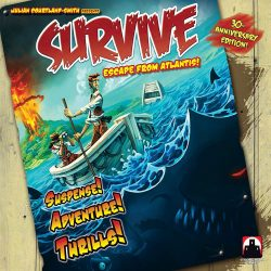 Interview: Julian Courtland-Smith, Designer of Survive, Escape from Atlantis!