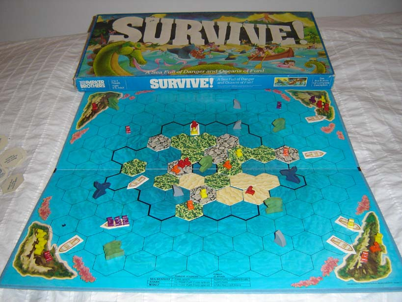 Survive! Early Photo