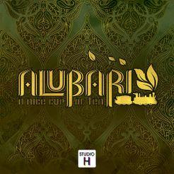 Alubari by Tony Boydell