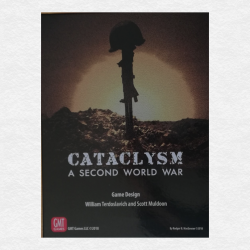Session Report – Cataclysm: A Second World War (Turn 1)
