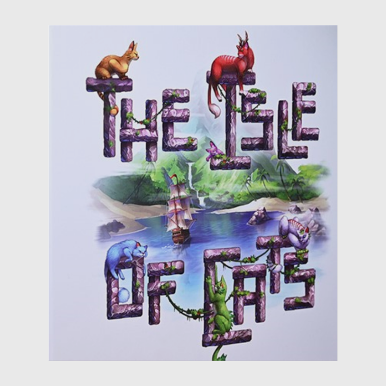 Interview: Frank West, Designer of The Isle of Cats