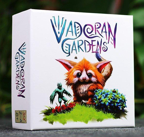 A puzzle in a box: Vadoran Gardens