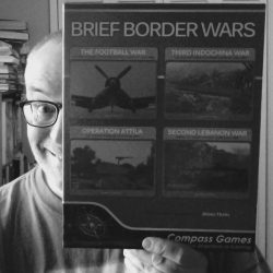Interview: Brian Train, Designer of Colonial Twilight and Brief Border Wars