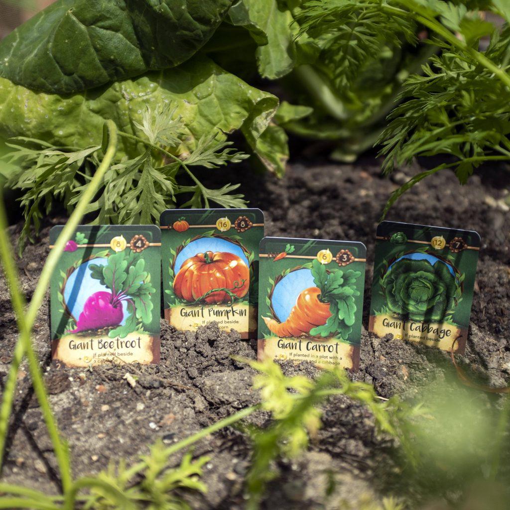 Gemma Newton veggies