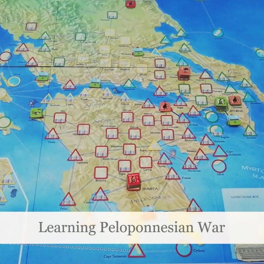 Learning Peloponnesian War – Video