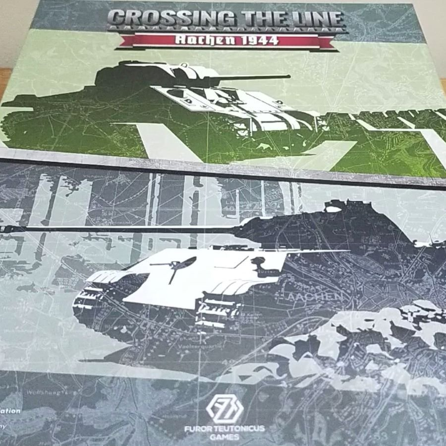 Crossing the Line: Aachen 1944 – Component Overview Video