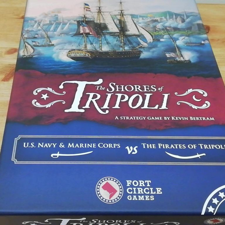 The Shores of Tripoli: Component Overview Video