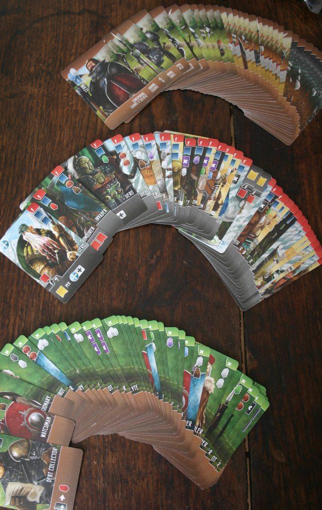 West Kingdom cards Garphill Games