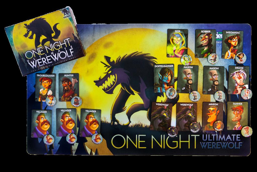 One Night Bezier Games