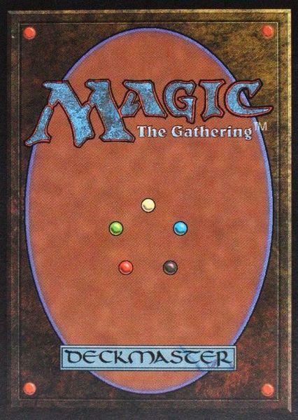 Magic the Gathering Richard Garfield
