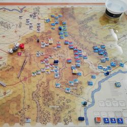 Learning to play 'At Any Cost: Metz 1870'