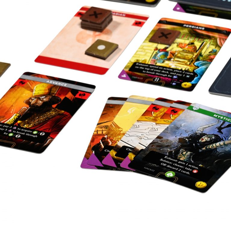 Interview: Nigel Buckle, designer of Imperium: Classic and Imperium: Legends