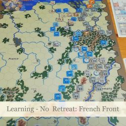 No Retreat! French Front: Learning to Play Video