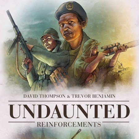 Read more about the article Interview: David Digby, solo mode designer and developer for Undaunted: Reinforcements, Merv, Waggle Dance and many more.