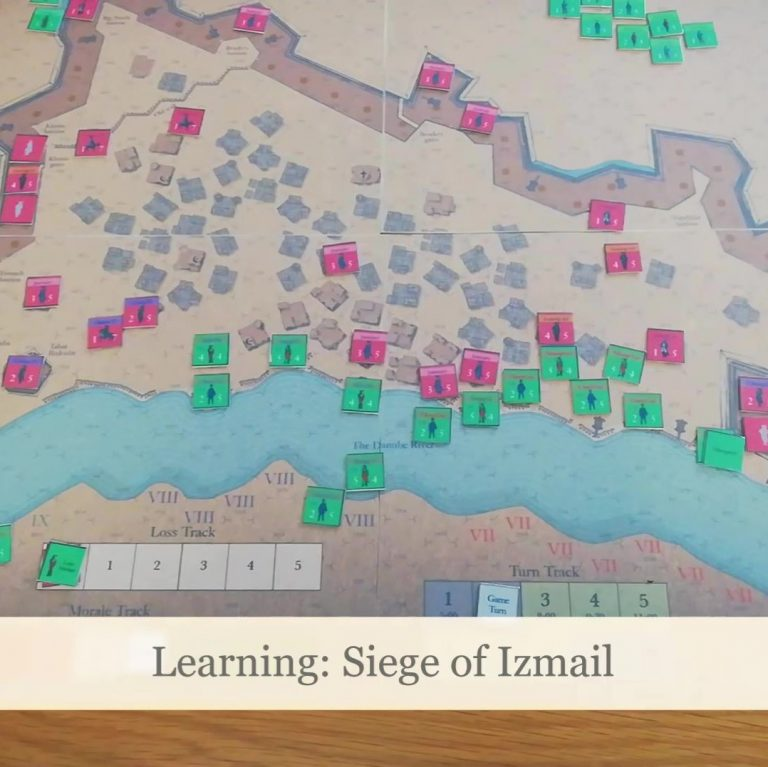 Read more about the article Siege of Izmail: Learn to Play Video