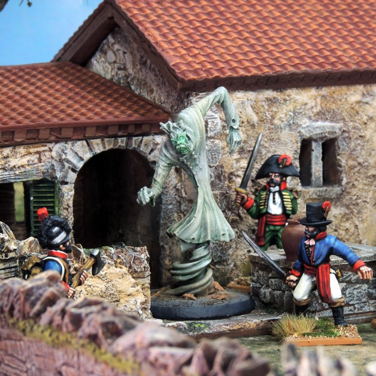 Read more about the article Interview: Joe McCullough on Frostgrave, Stargrave and Rangers of Shadow Deep.